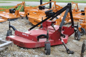 Bush Hog RDTH72 6' Cutter