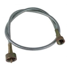 "Ford 30 1/2"" Tachometer Cable, Metal Sheath"