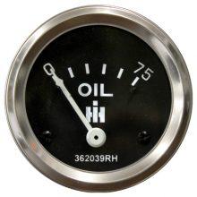 IH Oil Pressure Gauge, Engine Mount