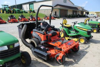 Used 2015 Bad Boy Outlaw XP Zero Turn Mower for Sale