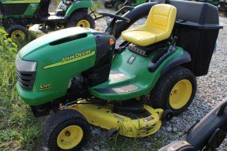 Used John Deere L120 Riding Mower for Sale