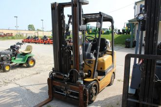 Used Caterpillar GC25K Forklift for Sale