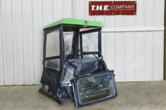 Hardtop Cab for John Deere X400, X500 and X700 Series Riding Mowers