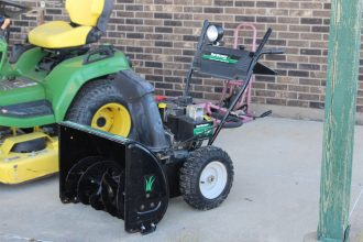 Used Yard Machines Snow Blower for Sale