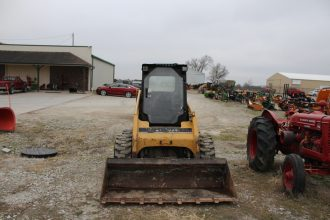 Used 2006 Caterpillar 236B Skid Steer for Sale